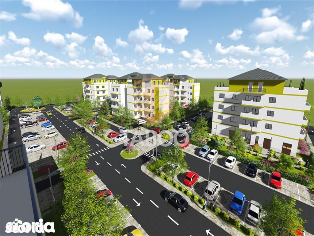 Apartament de vanzare, Sibiu, Terezian - Foto 1