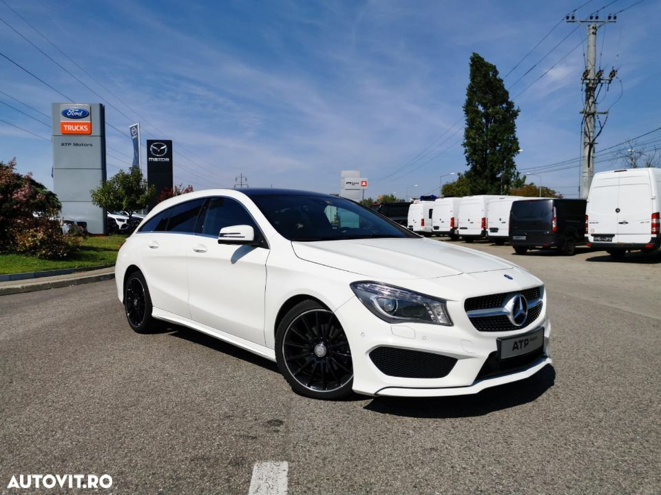 Mercedes-Benz CLA - 2
