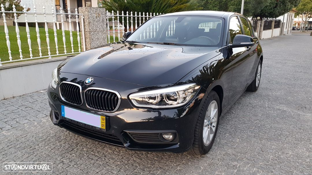 BMW 116 d LED Garantia BMW 2021 - 27
