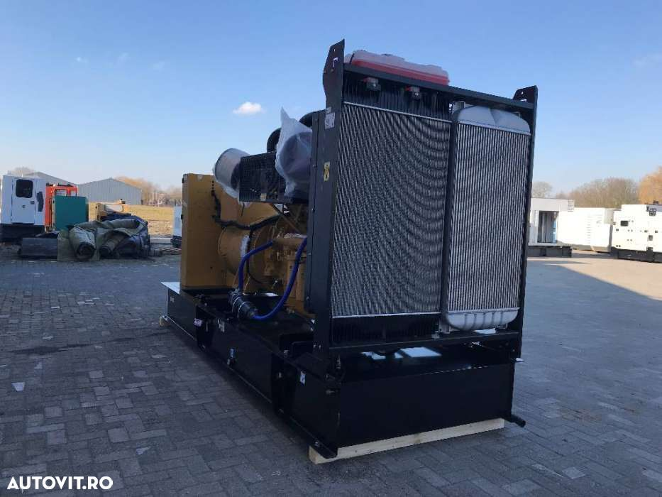 Caterpillar C18 - 715 kVA Open Generator set - DPX-18030-O - 2