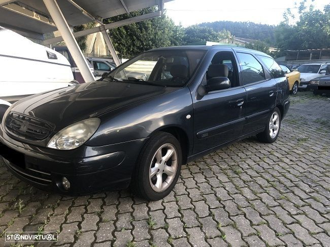 Citroën Xsara Break 1.4 Exclusive - 1