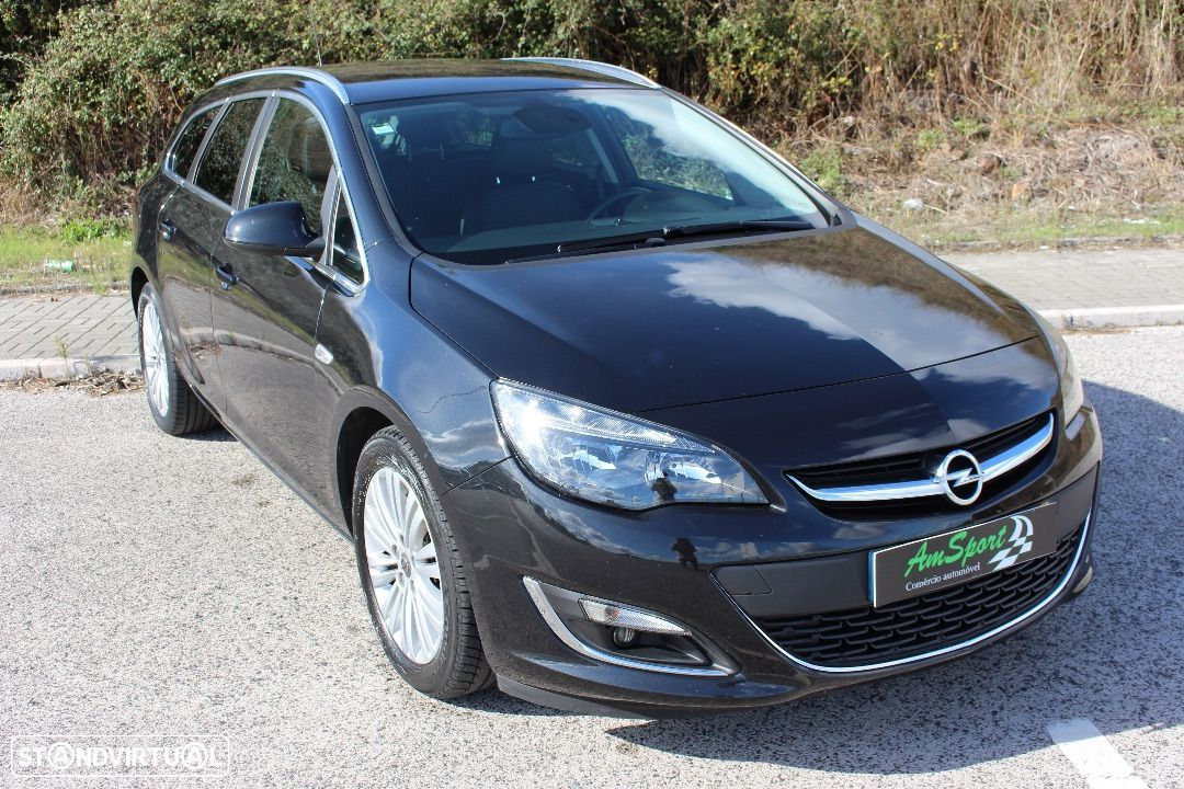 Opel Astra Sports Tourer 1.7 cdi Cosmo S  S - 5