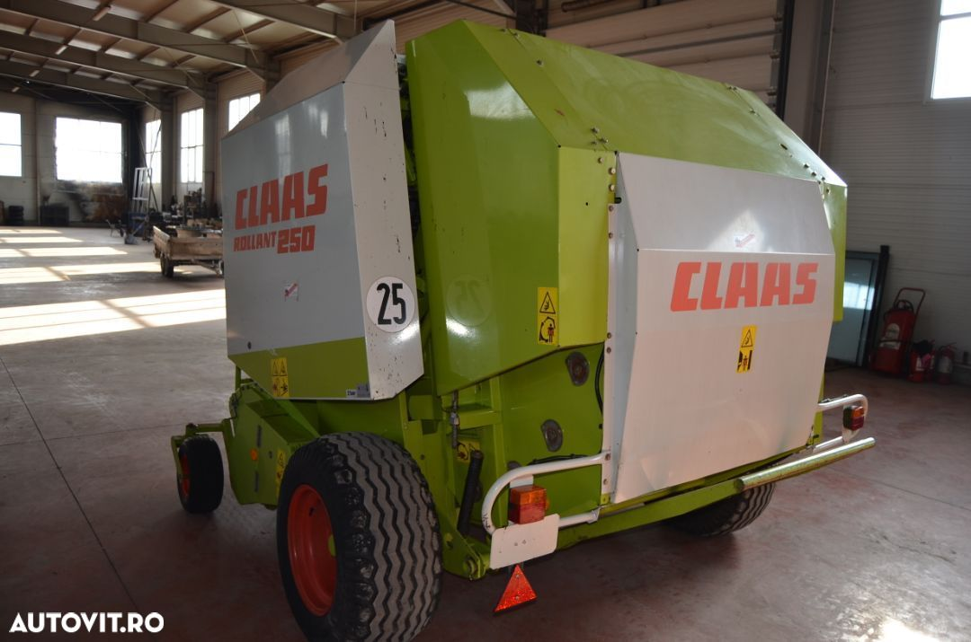 Claas rolland250 - 7