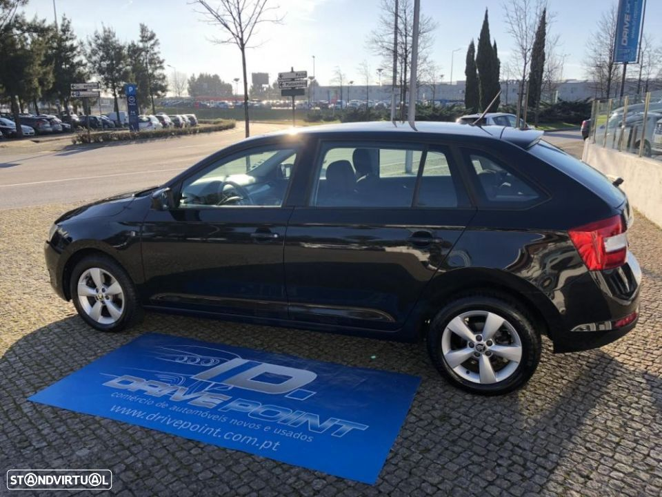 Skoda Rapid Spaceback 1.6 TDi Ambition - 18