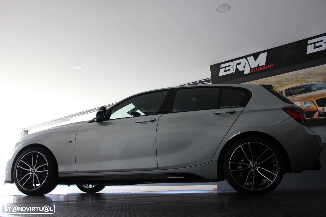 BMW 118 D PACK M PERFORMANCE - 1
