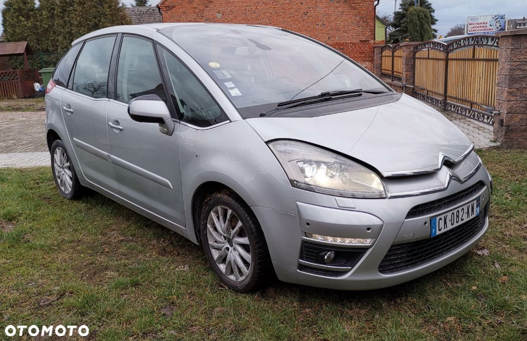 Citroën C4 Picasso C4 Picasso wersja Exclusive 1.6 HDI OPŁACONY - 9