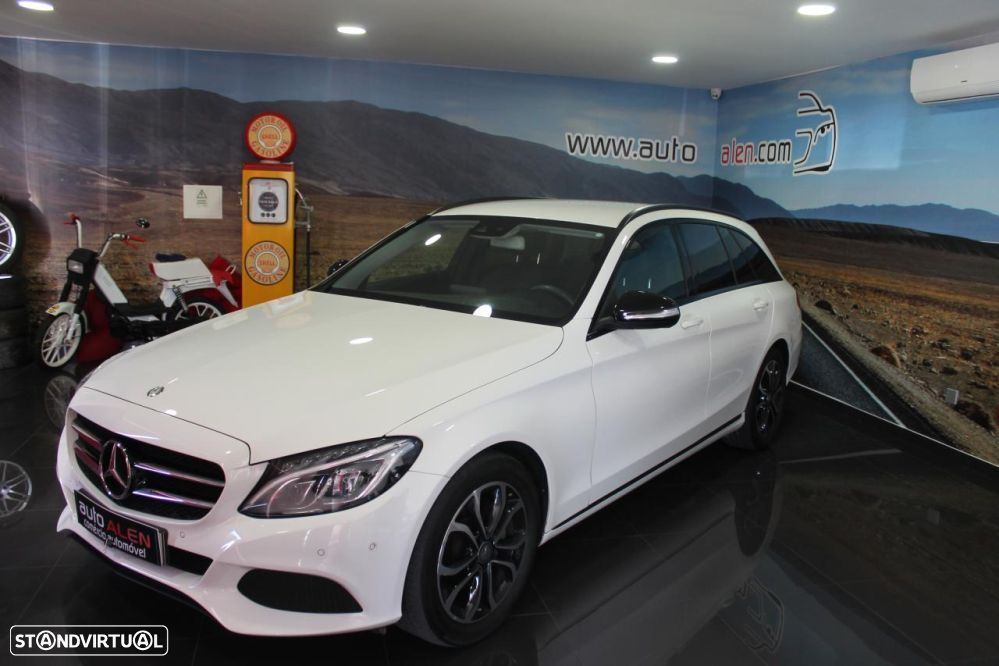 Mercedes-Benz C 220 CDi Avantgarde BE Start/Sport - 1