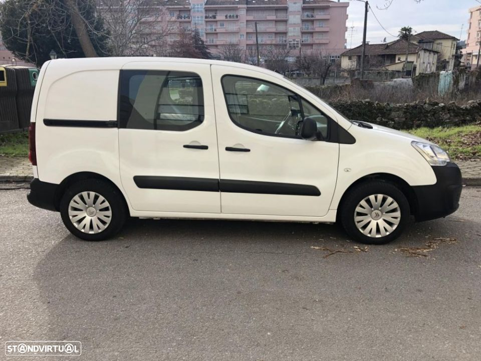 Citroën BERLINGO 1.6 HDI 100CV - 4