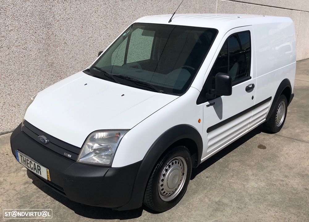 Ford transit connect tdci - 1