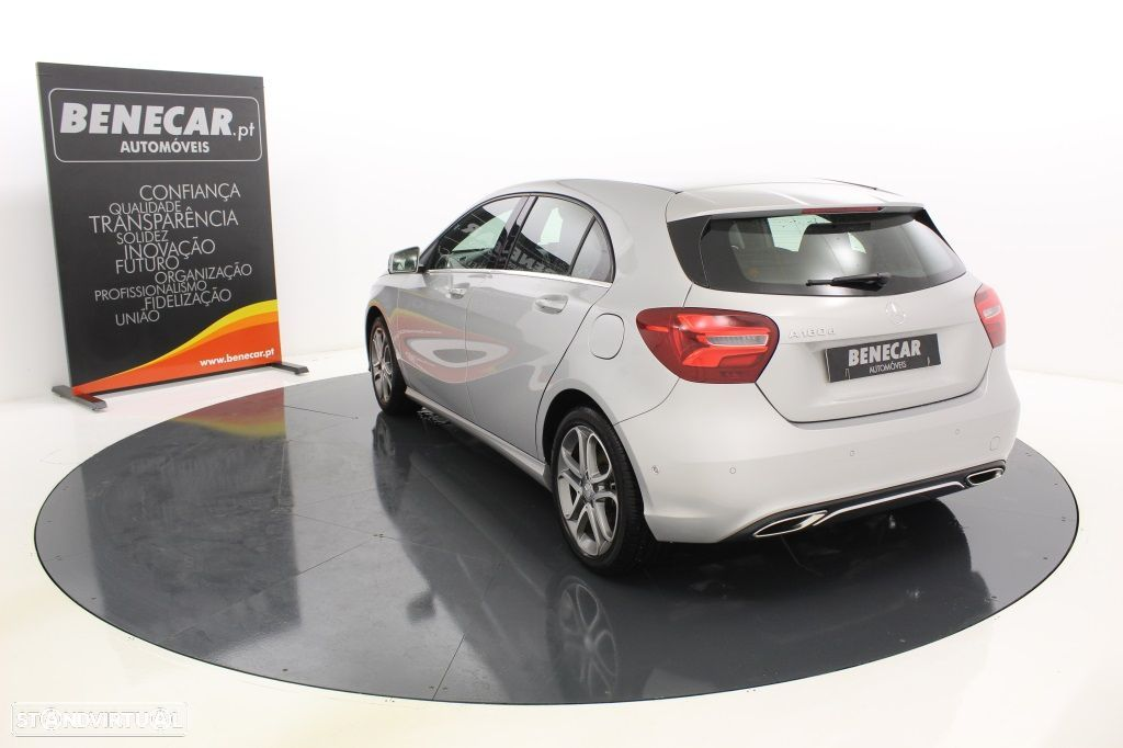 Mercedes-Benz A 180 CDi Urban - 5