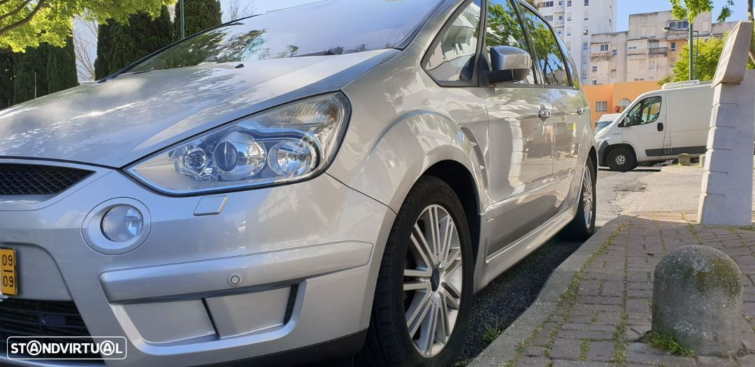 Ford S-Max 2.2 TDCi - 16
