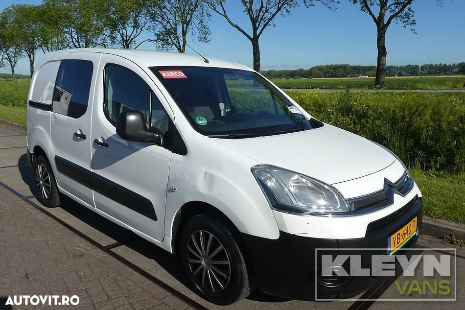 Citroën BERLINGO 1.6 HDI - 2