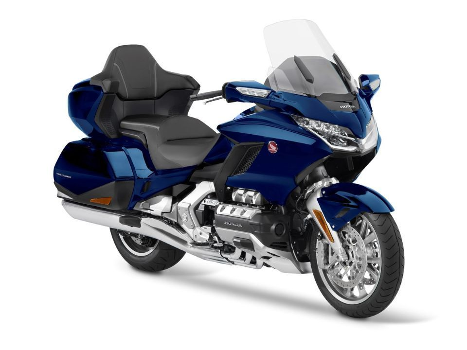 Honda GL 1800 Gold Wing Tour ABS DCT 2019 Nowy! - 1
