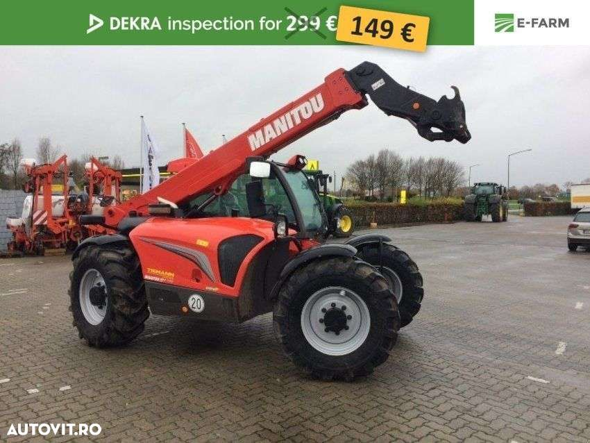 Manitou Mlt 735 Classic - 2