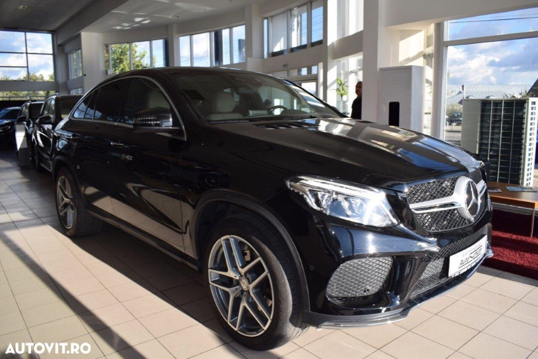 Mercedes-Benz GLE Coupe 63 - 14
