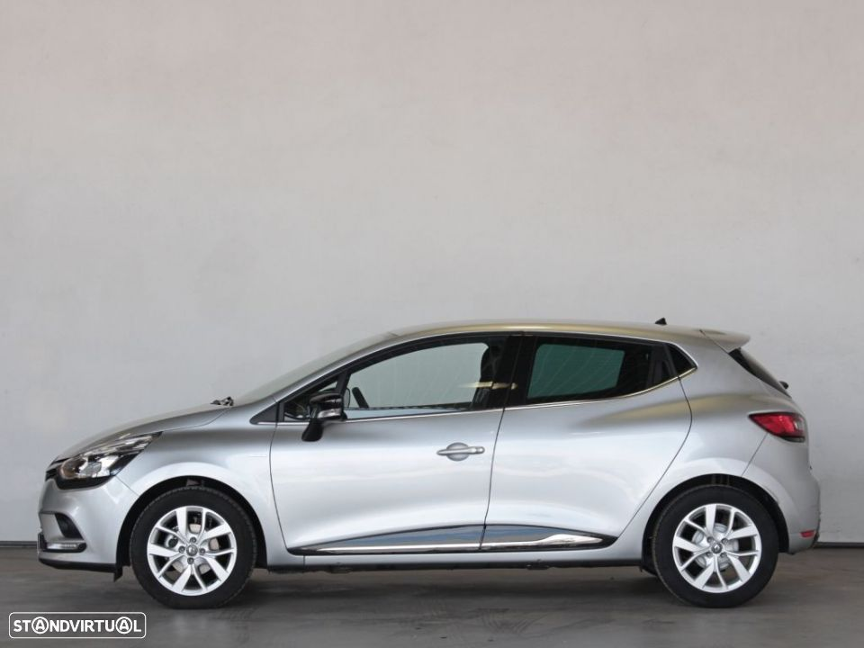 Renault Clio 1.5 dCi 90 Limited - 3
