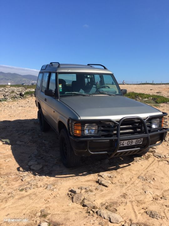 Land Rover Discovery 2.5 TDI - 4
