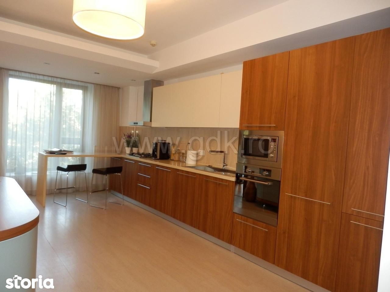 Apartament de inchiriat, București (judet), Strada Gen. Av. Athanasie Enescu - Foto 5