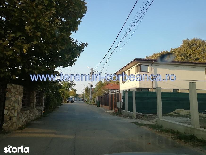 Teren de Vanzare, Ilfov (judet), Corbeanca - Foto 8