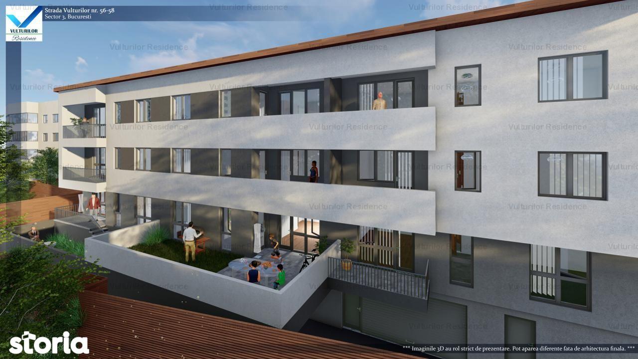 Apartament de vanzare, București (judet), Strada Vulturilor - Foto 12