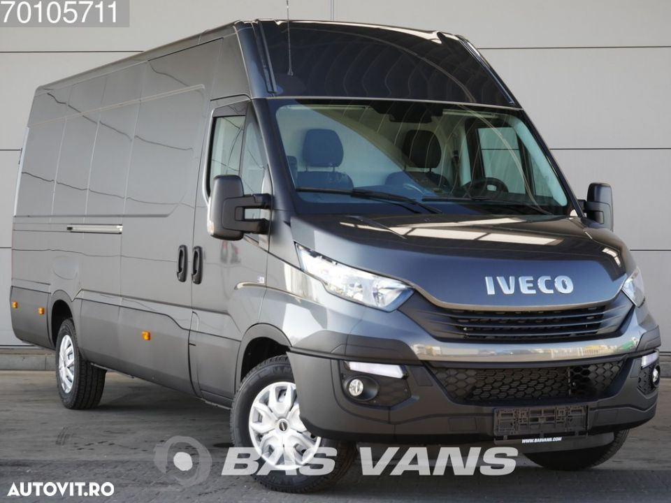 Iveco Daily 35S16 Airco Cruise control 3 Zits Nieuw L3H2 16m3 Airco Cruise - 3