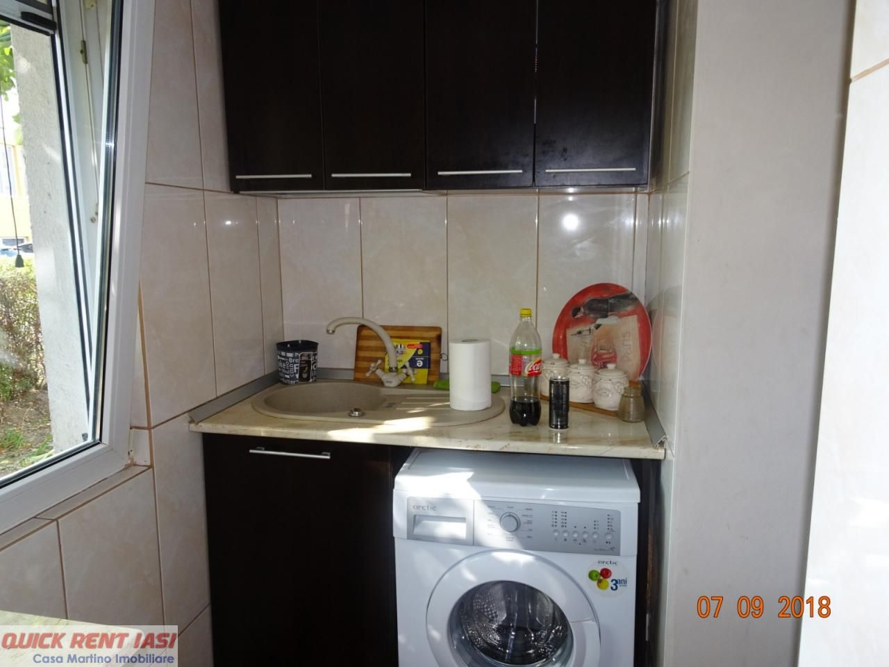 Apartament de inchiriat, Iași (judet), Tudor Vladimirescu - Foto 7