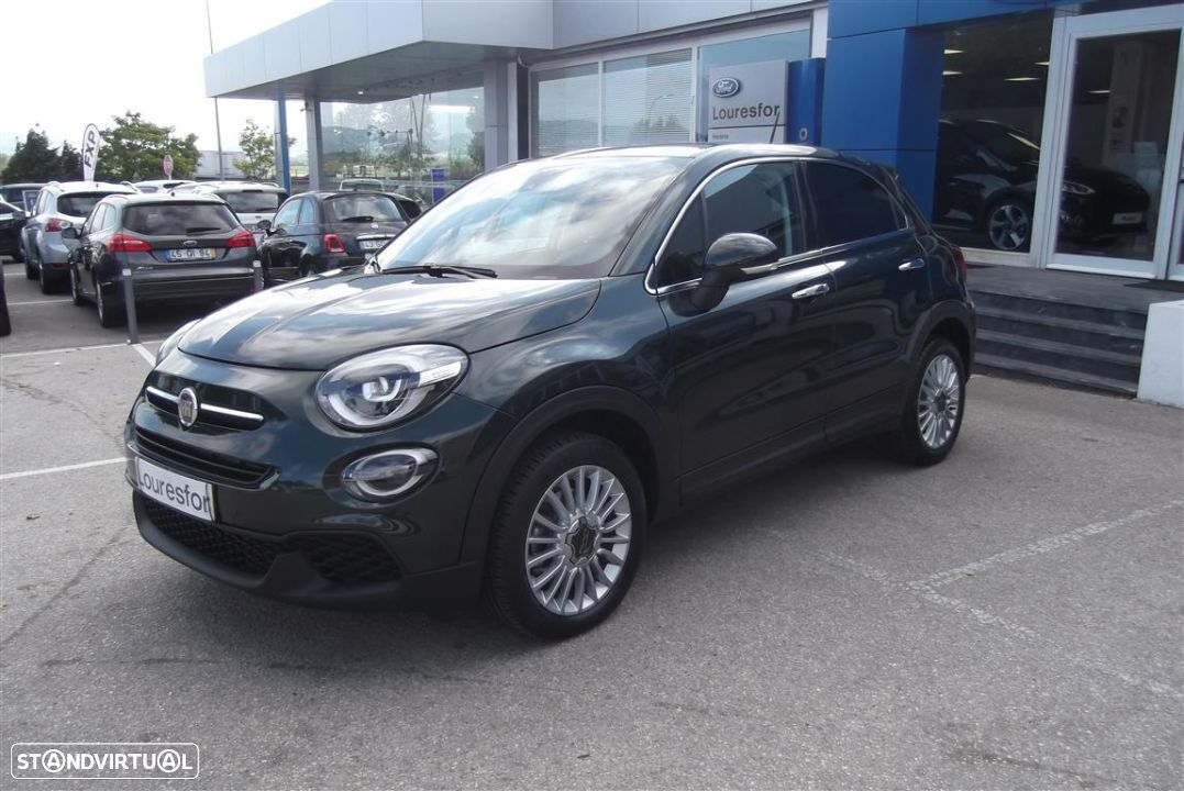 Fiat 500X 1.3 Multijet 95cv Pop Star - 4