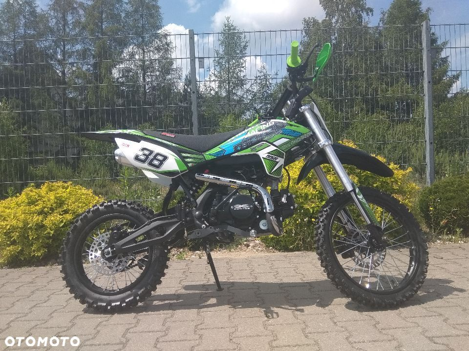 Extreme CROSS X Motos XB 38 125cc - 21