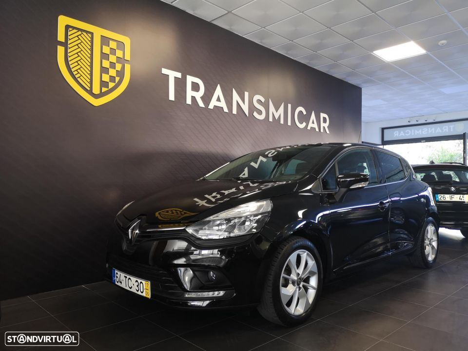 Renault Clio 0.9 Tce Limited GPS - 1