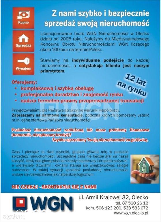 Lokal użytkowy na sprzedaż, Olecko, olecki, warmińsko-mazurskie - Foto 4