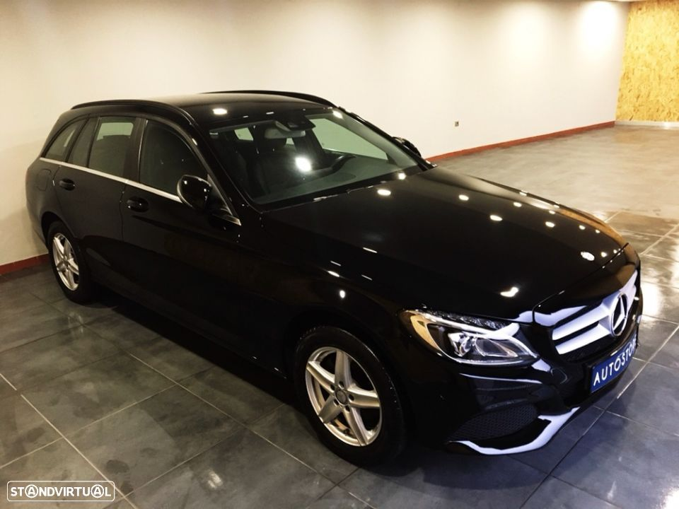 Mercedes-Benz C 200 CDI BlueTec - 5