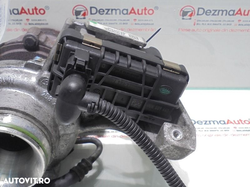 Actuator turbo, Bmw 1 cabriolet (E88) 2.0d - 1