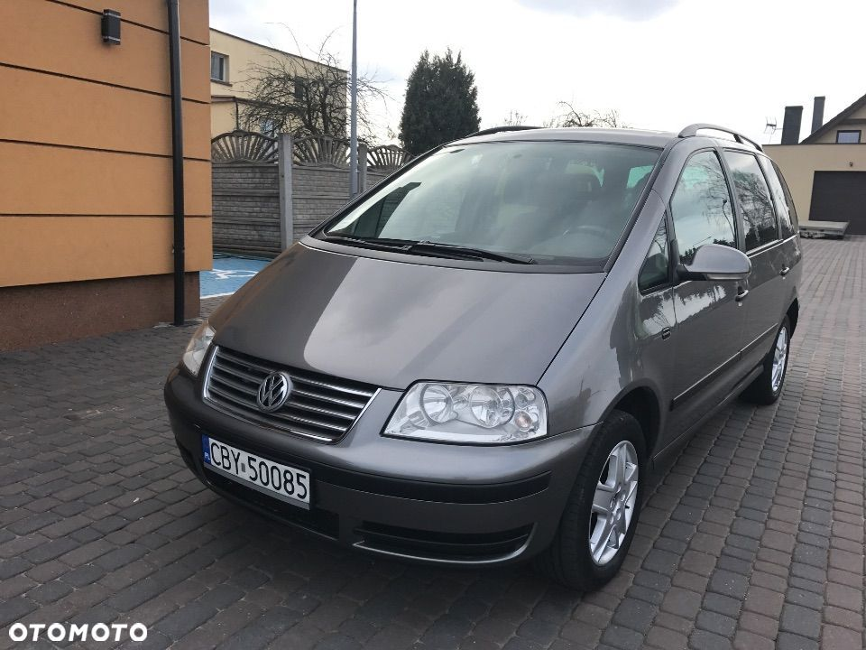Volkswagen Sharan 7 mio osobowy komplet opon zimowych - 1