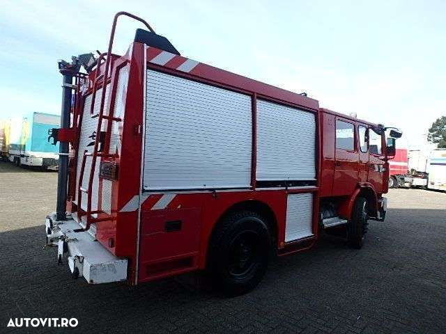 Renault G 230 + MANUAL + FIRE TRUCK + 35889KM ! - 9