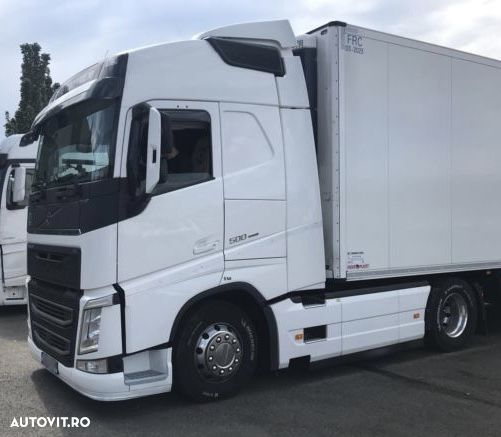 Volvo FH 500 - EURO 6 - I-Park Cool System - 2