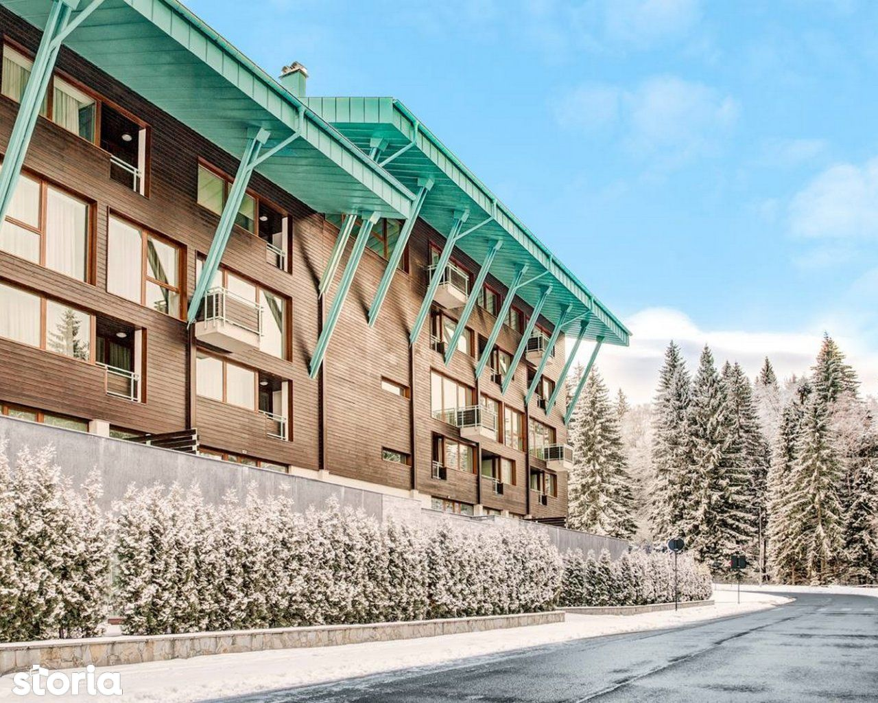 Apartament de vanzare, Brașov (judet), Strada Doinașului - Foto 3
