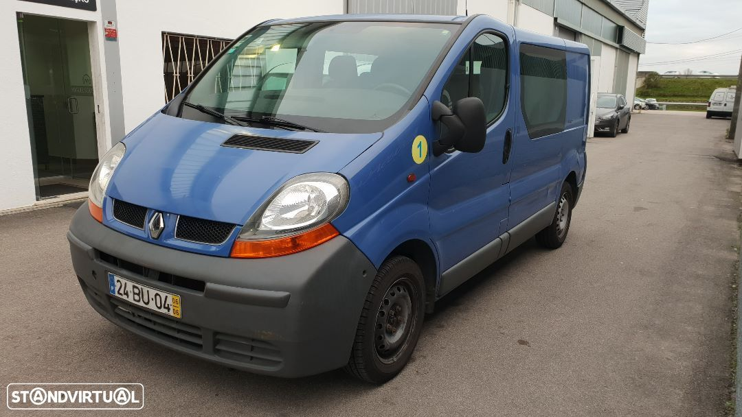 Renault TRAFIC 1.9 DCI - 9