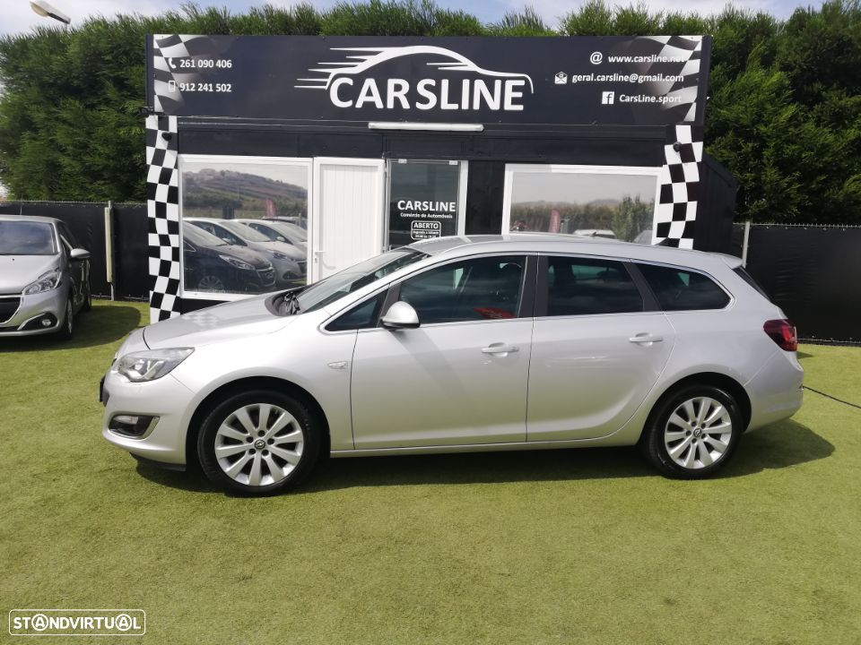 Opel Astra Sports Tourer 1.6 CDTi Cosmo S/S - 1