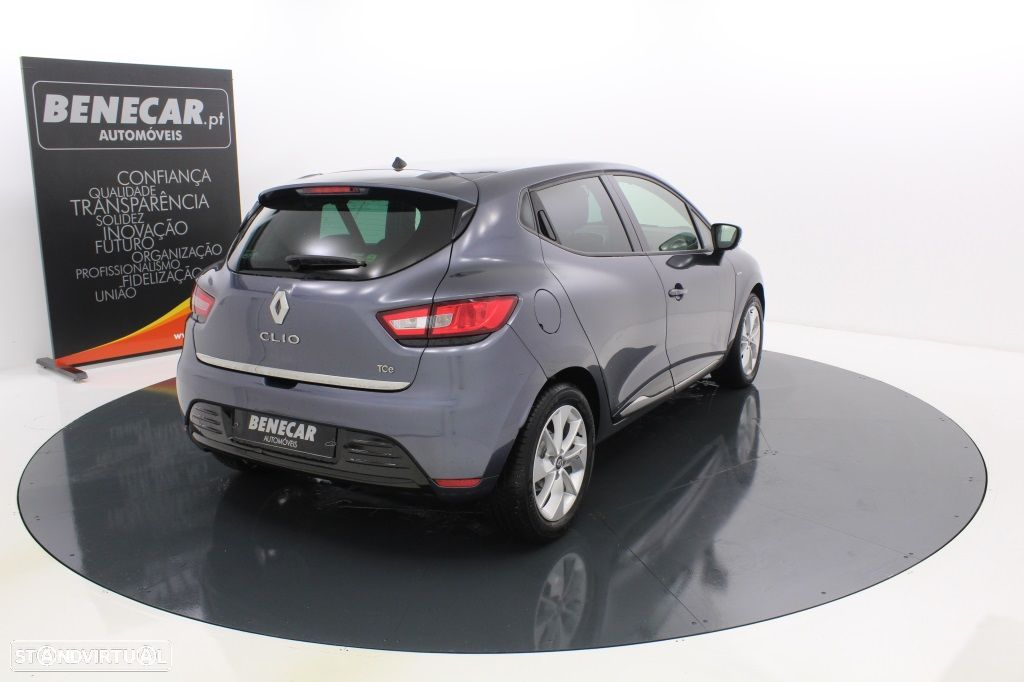 Renault Clio tCe Limited Edition 90cv S/S - 7