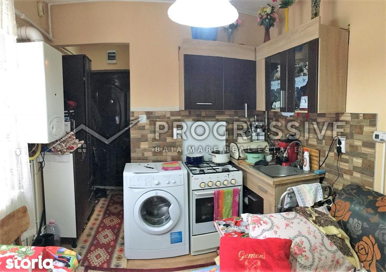 Apartament de vanzare, Maramureș (judet), Bulevardul Traian - Foto 1