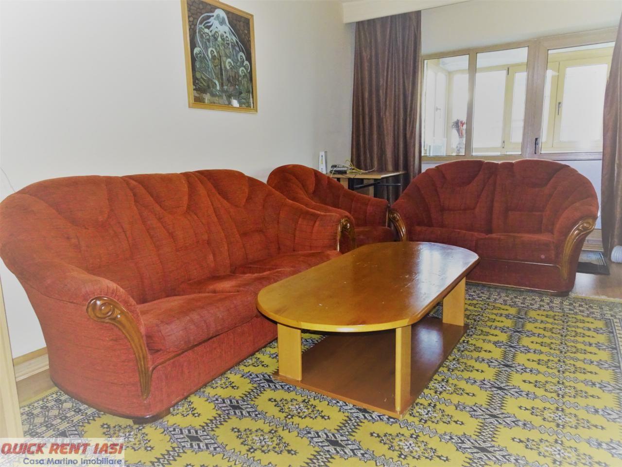 Apartament de inchiriat, Iași (judet), Strada Cuza Vodă - Foto 3
