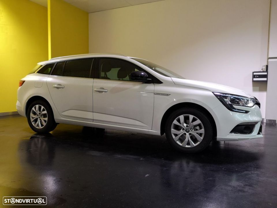 Renault Mégane 1.2 TCe 130cv Energy Limited - 2