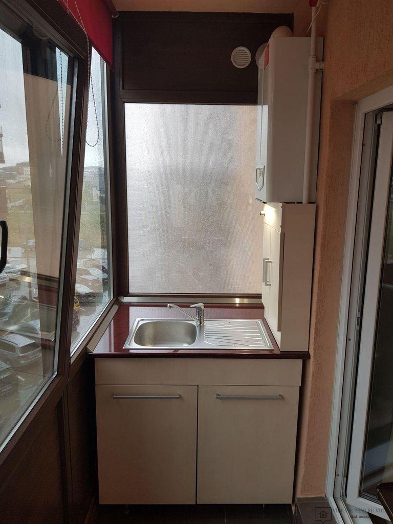 Apartament de inchiriat, Ilfov (judet), Roşu - Foto 9