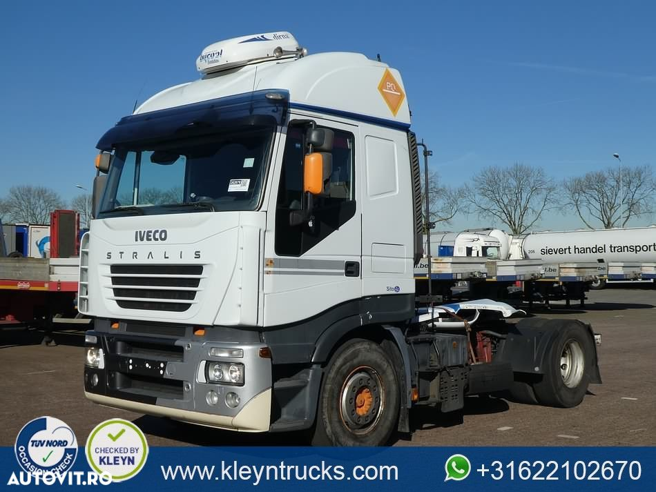 Iveco AS440S48 STRALIS - 1