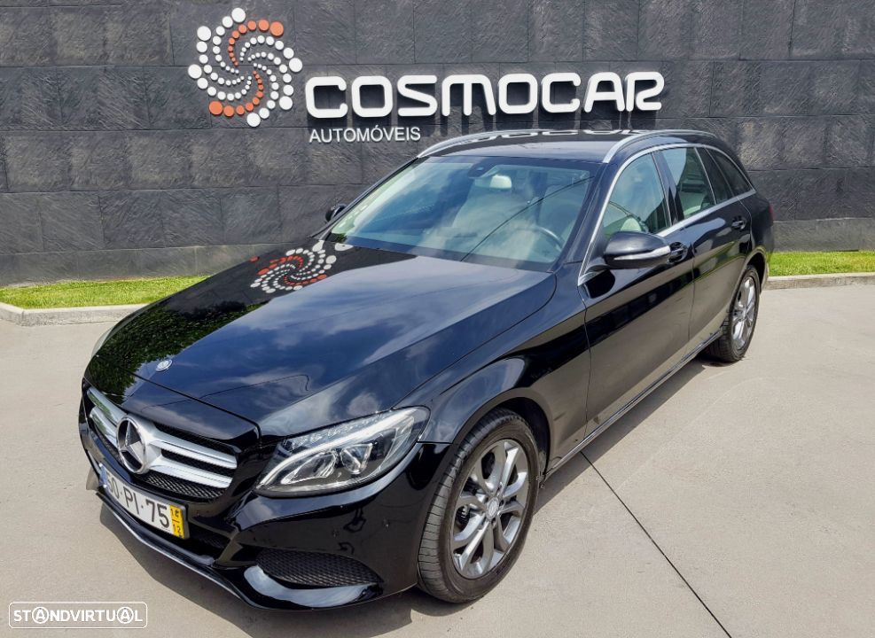 Mercedes-Benz C 200 D BlueTEC Avantgarde - 1