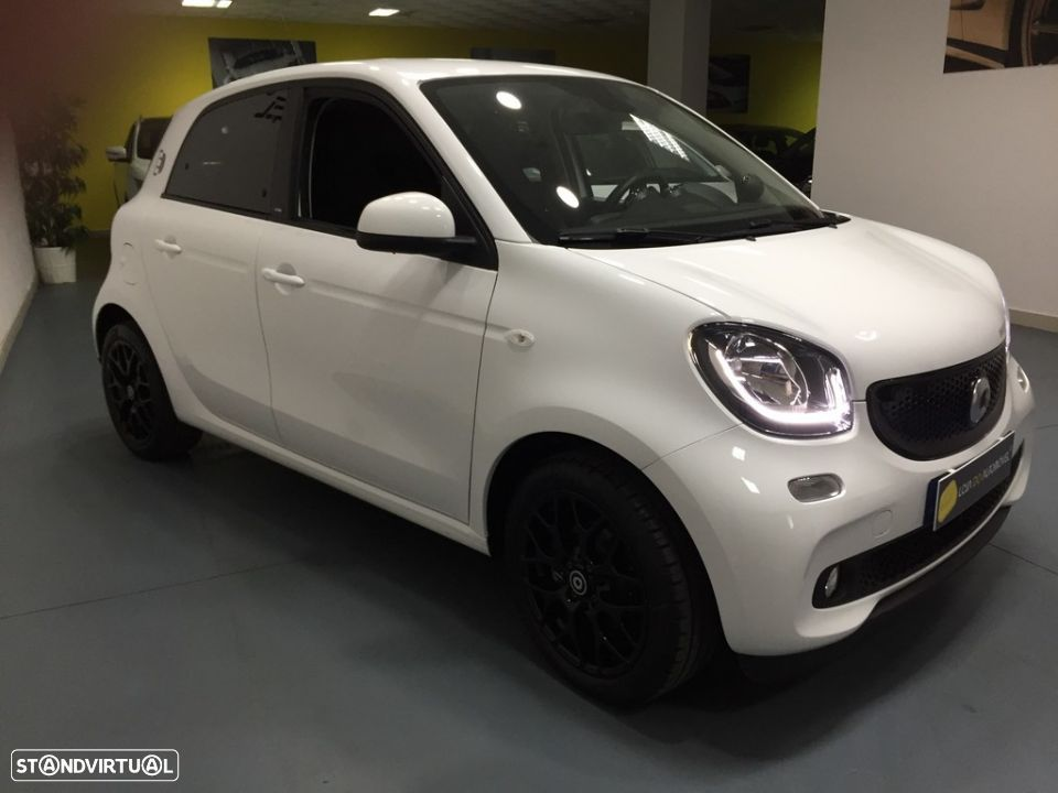 Smart ForFour Electric Drive PRIME - 3