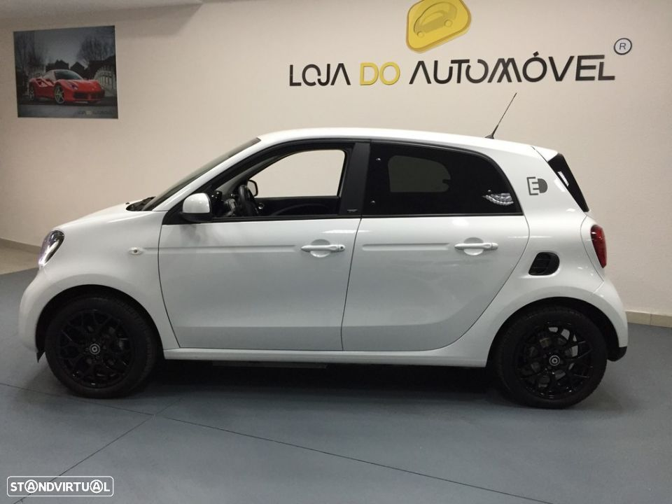 Smart ForFour Electric Drive PRIME - 4