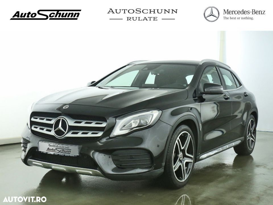 Mercedes-Benz GLA 220 1