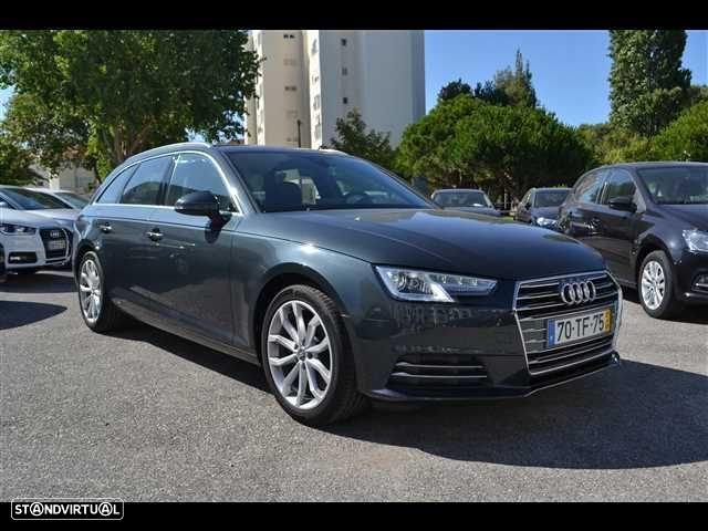 Audi A4 Avant 2.0 TDI Advance - 1