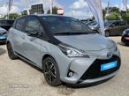 Toyota Yaris 1.5 Hybrid SQUARCollection Cement - 2